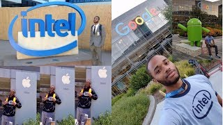 Gambar cover Working for Intel! Google Apple YouTube Facebook Silicon Valley Tips and More