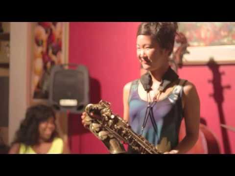 Trinidad & Tobago Jazz Week 2013 Jam Session Hosted by Sean Thomas