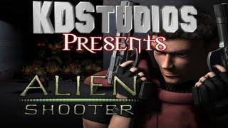 Alien Shooter Gameplay - PC