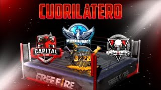 CUADRILÁTERO TEAM 3/20/RG4/PLAKATA FORCÉ/CAPITAL NORTE🇲🇽