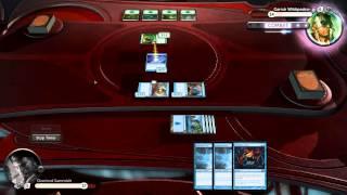 Magic 2012- Realm of Illusion vs Garruk
