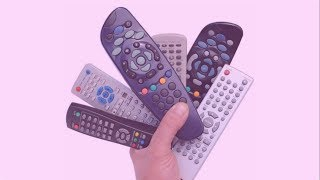 Dispose of remote controls & Repair HOWTO & TV - Remote Control
