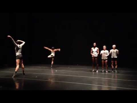 Lines Ballet Training Program - choreography Robert Sher-Machherndl 2014