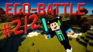 Minecraft - EGO BATTLE - #2/2 - Gut gespielt ;) | GommeHD