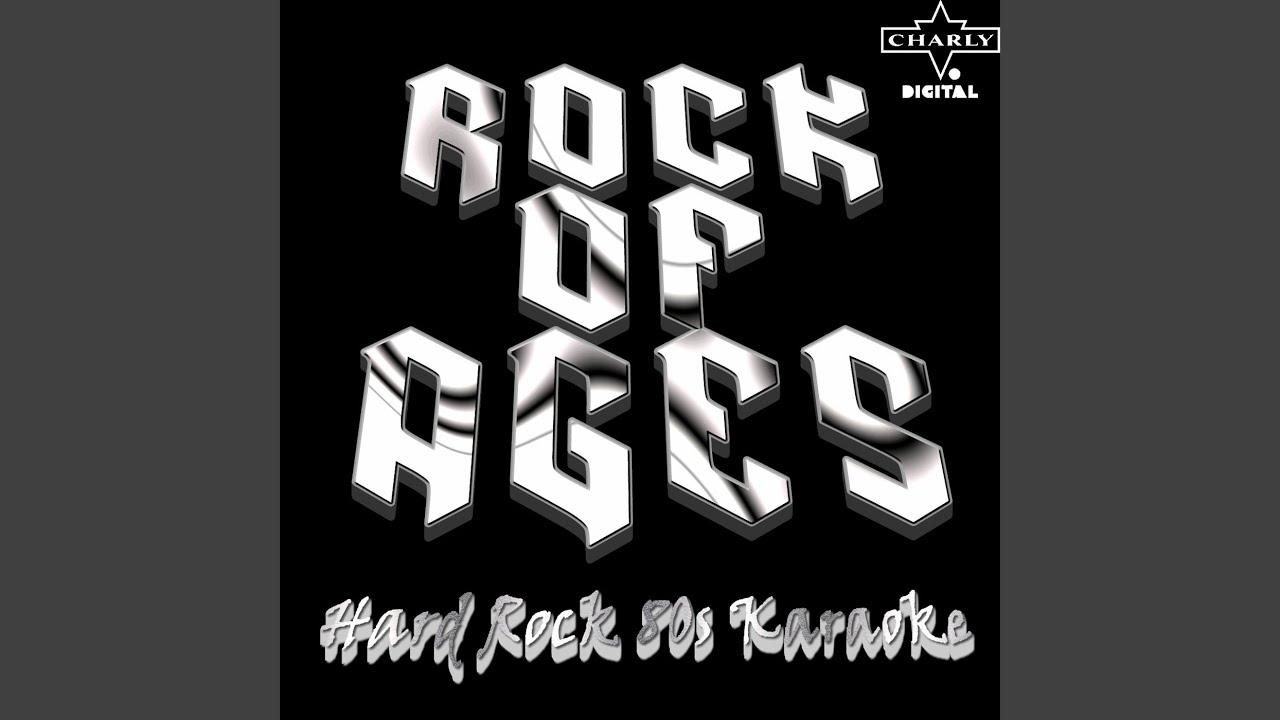 I Love Rock N Roll Karaoke Instrumental Track In The Style Of