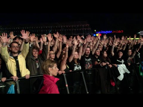 Rammstein ich will ambience and fans live in lucerne june 4 rammstein ich will ambience and fans live in lucerne june 4 2016 m4hsunfo