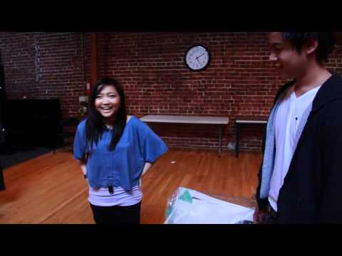 Charice - One Day Behind the Scenes Music Video