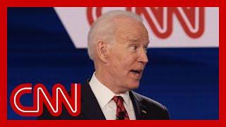 Gambar cover Joe Biden: What's a revolution going to do?