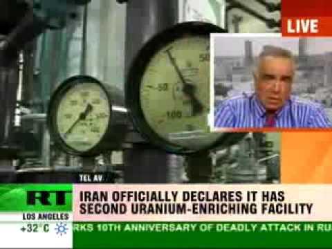 Iran has second uranium-enrichment plant, reports say
