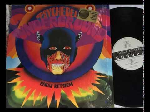 Bokaj Retsiem   Psychedelic Underground 1968,Germany ,Psychedelic Rock, Blues Rock