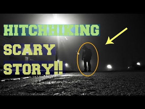2 REAL Scary stories from reddit! | Hitchhiking/Pizza delivery