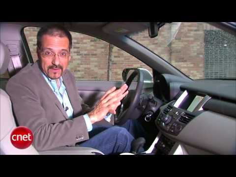 Car Tech  2010 Acura RDX review