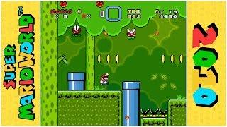 Summer Forest | Super Mario World Hack