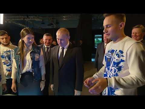 Посещение интерактивного музея «Россия– моя история»