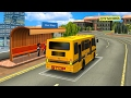 School Bus Driving 2017 (By MTS Free Games) Android Gameplay HD