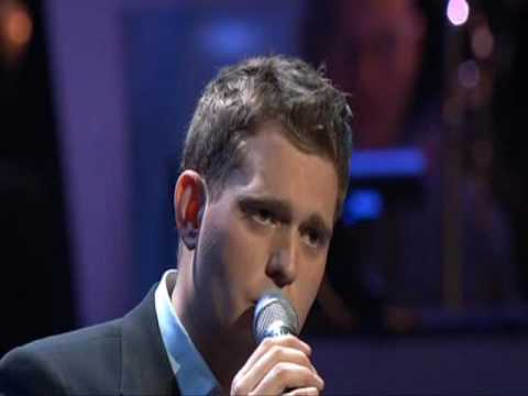 Michael Buble-You don't know me LIVE
