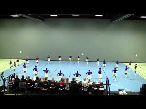 Florø Drill - NM Korpsdrill 2015 - Traditional Majorettes Corps Juvenile - Winners
