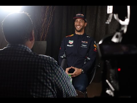 Daniel Ricciardo talks F1 in 2017: Changes, Racing, Challenges and More