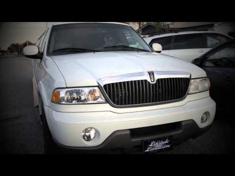 Lifestyle Limousine FL: Stretched White Navigator Limo