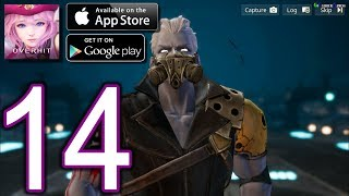 OVERHIT English Android iOS Walkthrough - Part 14 - Chapter 6: Underground Escape