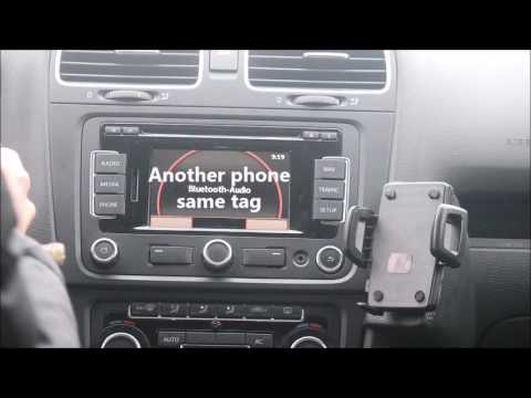 Car bluetooth auto connect and play App AutoPlay for Android