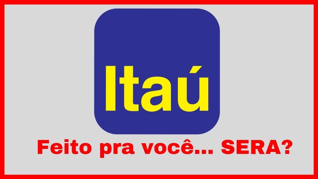 Itub3 Itub4 Ações Do Banco Itau Análise Youtube