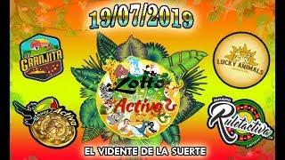 Datos Fijos para Lotto Activo y la Granjita 19/07/2019 El Vidente de la Suerte!!!