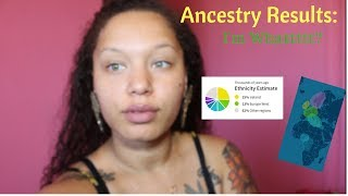 Ancestry Stealing Our DNA??!!? / My Results!!!