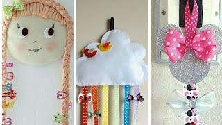 Diy hair clip,hair catch holder ideas