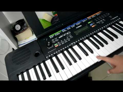 The keel row piano tutorial with slow playing