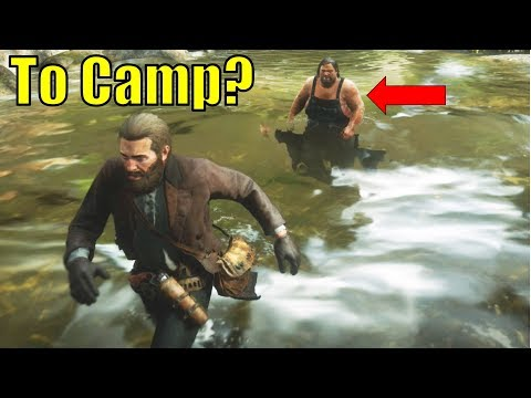 What Happens if You Lead the Incest brother to the CAMP - Red Dead Redemption 2