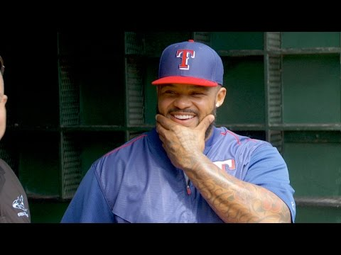 Day at the Ballpark with Prince Fielder
