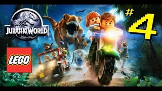 ◥蠢牛實況◤樂高:侏羅紀公園(1) Jurassic Park LEGO-#4 叛逆期拉