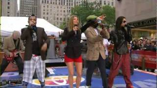 Black Eyed Peas - My Humps [Ao Vivo The Today Show]