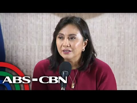 VP Leni: Kampanya kontra droga palpak | TV Patrol