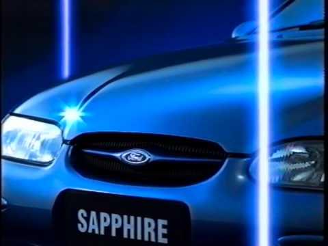 Ford Falcon Sapphire Gli 1997