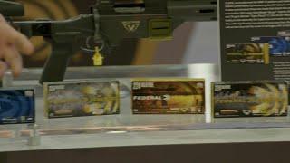SHOT Show 2019: Federal Ammunition 224 Valkyrie