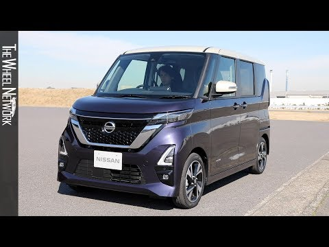 2020 Nissan Roox Highway Star | Driving, Interior, Exterior