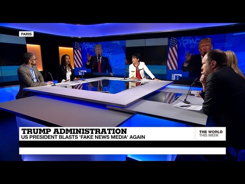 Trump administration, Turkey crackdown, French presidential race (part 1)