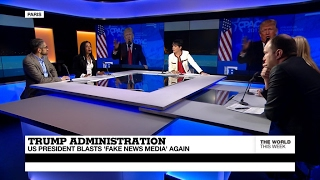 Trump Administration, Trukey Crackdown, French Presidential Race (part 1)