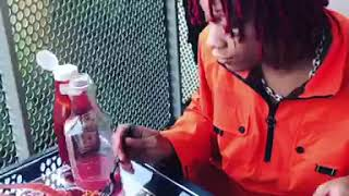 Trippie Redd responds to 6ix9ine dissing his dead brother oomp