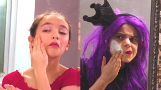 Morning Routine ⭐ 1-Hour Compilation ⭐ Princesses In Real Life   Kiddyzuzaa - WildBrain