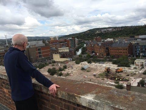 Sheffield Castle Dig Preview