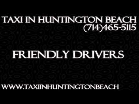 Yellow Cab Taxi Service Huntington Beach - Orange County Taxi Cab