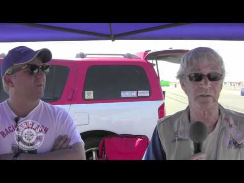 Adam Carolla and John Morton Test Drive the BRE1 Datsun 2000 Roadster