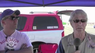Adam Carolla and John Morton Test Drive the BRE1 Datsun 2000 Roadster