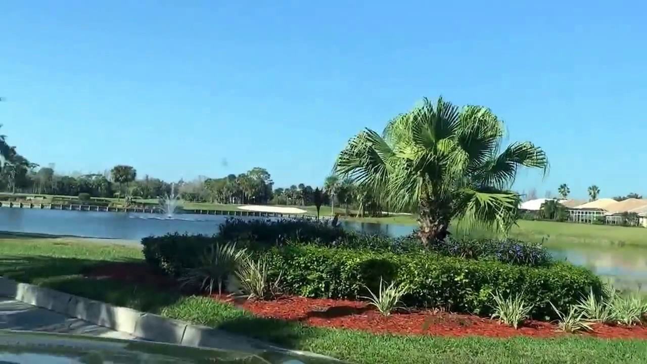 Ironhorse Country Club, West Palm Beach - YouTube