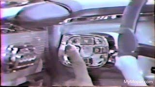 1956 Chrysler Dealer Promo Film - 9 New Driving Features