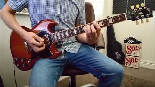 Booze & Glory - Carry On - Guitar Cover