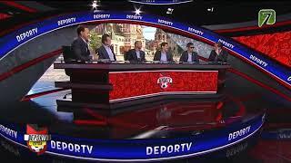 Tv azteca DXTV Extra Jorge campos y su anécdota 19 junio 2018